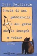 Storia di una gabbianella e del gatto che le insegnò a volare Book Cover