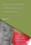 Practical Management Of Affective Disorders In Older People
