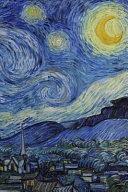 Starry Night  Blank Journal