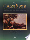 Ebook Masters Series: The Classical Masters Epub Gail Lew Apps Read Mobile
