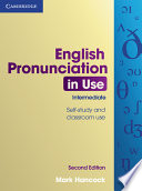 English Pronunciation in Use Intermediate with Answers  Audio CDs  4  and CD ROM