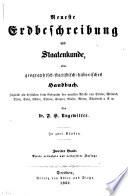 Neueste Erdbeschreibung und Staatenkunde