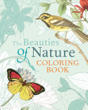 The Beauties of Nature Coloring Book