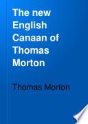 The New English Canaan of Thomas Morton