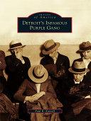download ebook detroit\'s infamous purple gang pdf epub
