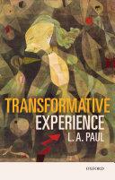 download ebook transformative experience pdf epub