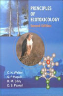 Principles of Ecotoxicology, Second Edition
