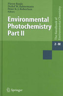 Environmental Photochemistry