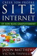 Cr  er son propre site internet et son blog gratuitement