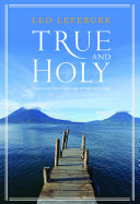 "cover img of ""True and Holy"""
