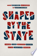 Shaped by the State Book PDF