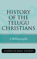 History of the Telugu Christians