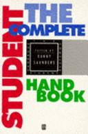 Complete Student Handbook