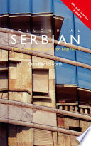 Colloquial Serbian  eBook And MP3 Pack