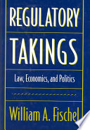 Regulatory Takings