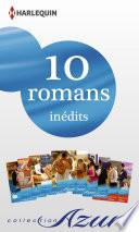 10 romans Azur in  dits   2 gratuits  no3445    3454   mars 2014
