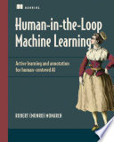 Book Human in the Loop Machine Learning