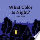 What Color Is Night  Book PDF