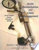 Book Acute Critical Events Simulation  ACES