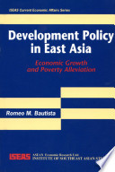 Development Policy in East Asia