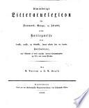 Dansk-norsk Litteraturlexicon