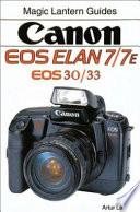 Canon Eos 7 7e Eos 33 Eos 30