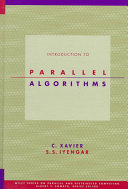 Introduction to Parallel Algorithms
