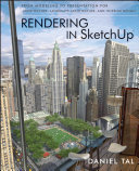 Rendering in SketchUp