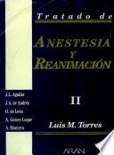 Tratado de anestesia y reanimaci  n