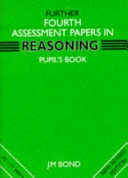 Bond Assessment Papers Fifth Papers in Reasoning 10 11  Verbal Reasoning
