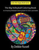 The Big Volleyball Coloring Book : volleyball! complaining that other volleyball coloring...