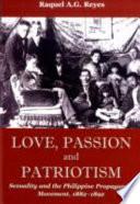 Love  Passion and Patriotism