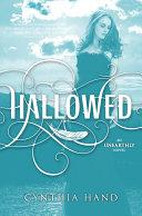 Hallowed Pdf/ePub eBook