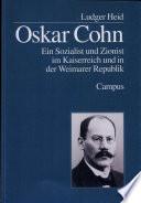 Oskar Cohn