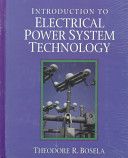 Introduction To Electrical Power System Technology