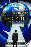 Barack Obama and Leadership