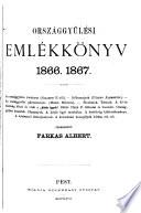 Országgyülési emlékkönyv, 1866, 1867