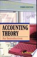 Accounting Theory, 3E Free download PDF and Read online