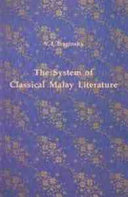 The System Of Classical Malay Literature