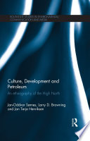 Culture  Development and Petroleum