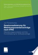 Gewinnrealisierung für Mehrkomponentenverträge nach IFRS