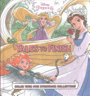 Disney Princess Storybook Collection  Tales to Finish