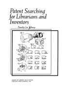 Patent searching for librarians and inventors