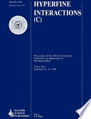 Proceedings of the Fifth Latin American Conference on Applications of the Moessbauer Effect