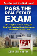 Pass the Real Estate Exam