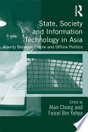 State, Society and Information Technology in Asia Sovereign Borders And Physical Barriers Is A