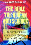 Bible The Qur An And Science