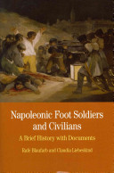 Napoleonic Foot Soldiers and Civilians
