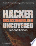 Hacker Disassembling Uncovered  2nd ed