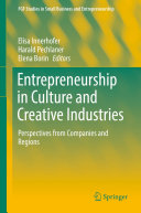 Entrepreneurship in Culture and Creative Industries
